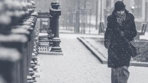 Protegerse del frío